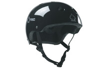 ProTec The Classic Helm gloss black